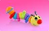 Bild von Nûby Beiß- und Spielfigur Raupe