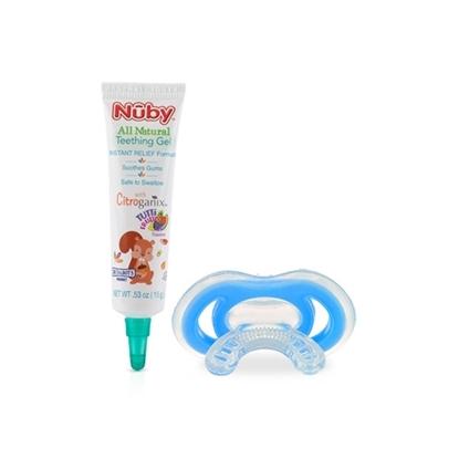 Picture of Citroganix Teething Gel with Gum-eez teether