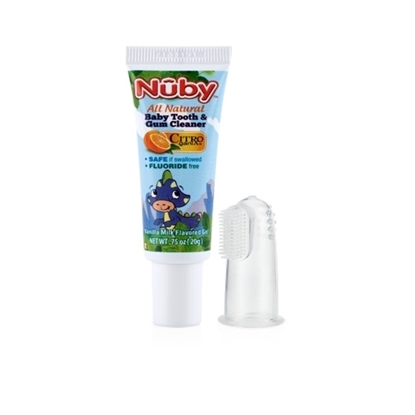 Picture of All Natural Baby Tooth & Gum Cleaner with Citroganix™