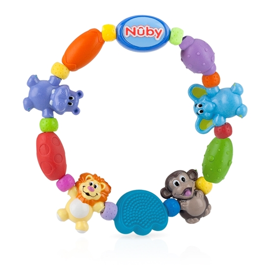 Picture of Safari Friends™ soothing teether